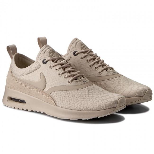 meet 1e5c6 fa0d1 ... purchase shoes nike air max thea ultra se 881118 100 oatmeal oatmeal  khaki black sneakers low