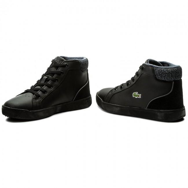 Sneakers LACOSTE - Explorateur Lace 317 1 Caj 7-34CAJ0003024 Blk 7FkPw