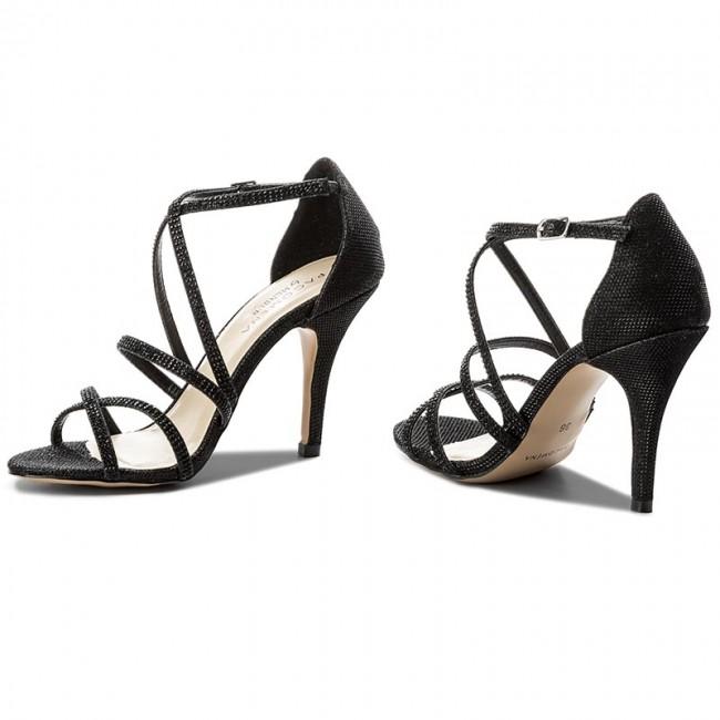 Sandals Pacomena Menbur 07015 Black 0001 Elegant kZOPXiu