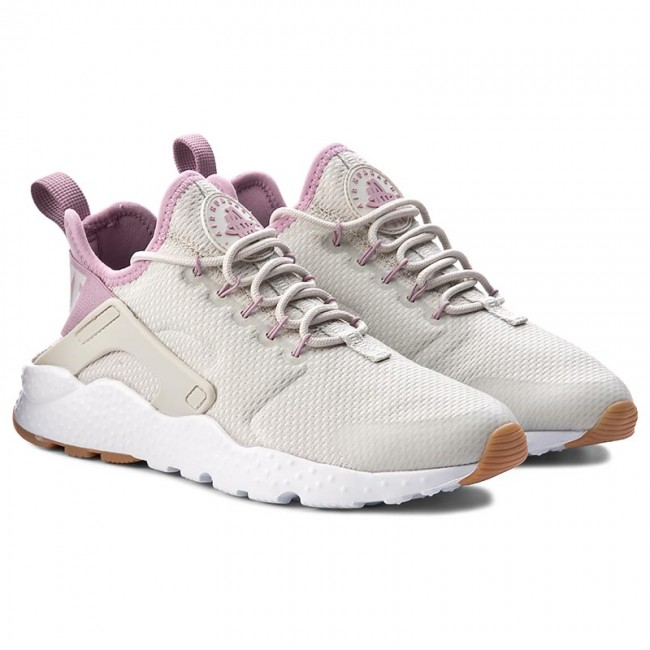 d2a20fe67ab5 Shoes NIKE. W Air Huarache Run Ultra 819151 009 Light Bone Orchid Gum Yellow