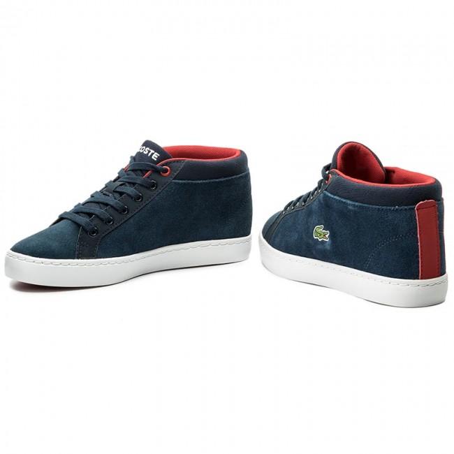 5be6ba3c3 Sneakers LACOSTE - Straightset Chukka 317 2 Caj 7-34CAJ0016003 Nvy ...
