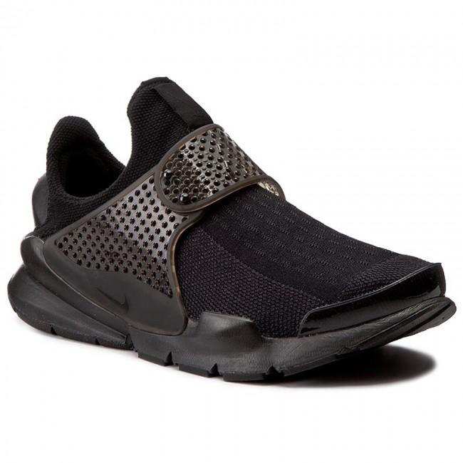 newest collection 63c95 28186 Shoes NIKE - Sock Dart 848475 003 BlackBlackVolt
