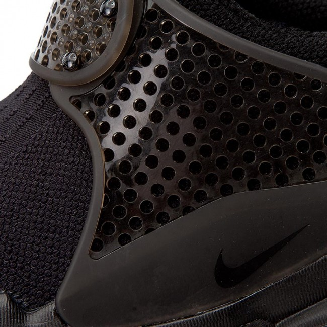 info for 26ad3 a59ac Shoes NIKE - Sock Dart 848475 003 Black/Black/Volt - Sneakers - Low ...