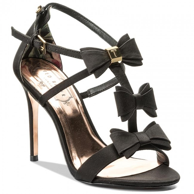 dd2e7271139 Sandals TED BAKER - Appolini 9-16456 Black - Elegant sandals ...