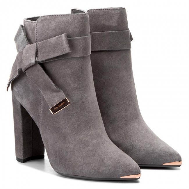 7a5168c5f3ac23 Boots TED BAKER - Sailly 9-16628 Dk Grey - Boots - High boots and others -  Women s shoes - www.efootwear.eu
