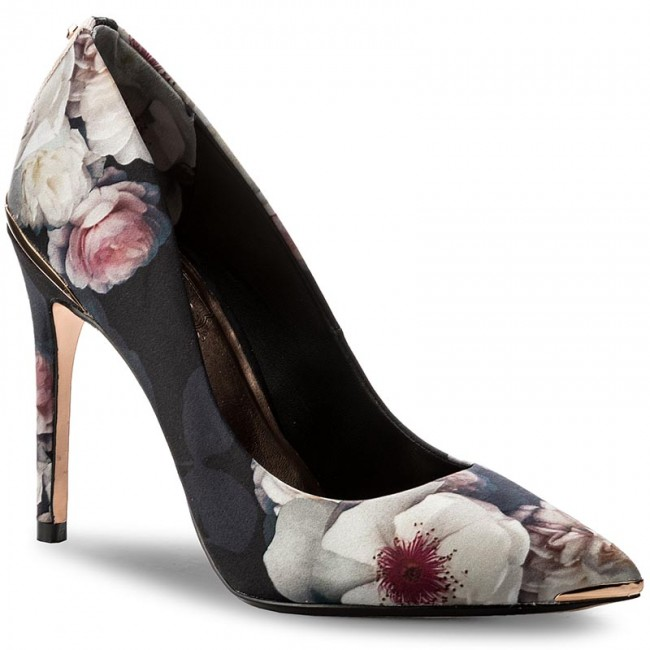 35f8d2859a778 Stilettos TED BAKER - Kawaap 9-16638 Black Chelsea - Stilettos - Low ...