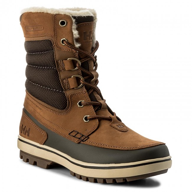 Snow Boots HELLY HANSEN - Garibaldi 2 109-95.766 Whiskey/Espresso/Sperry Gum