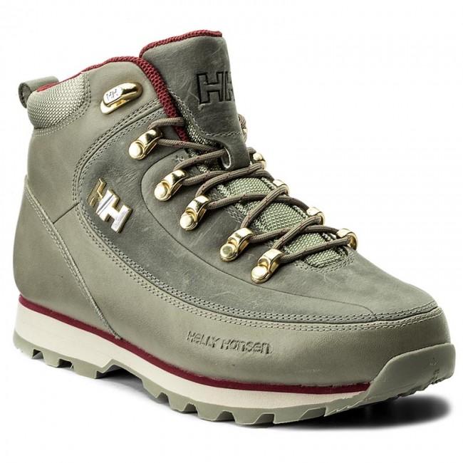 246355ebfe7 Trekker Boots HELLY HANSEN - W The Forester 105-16.710 Laurel Oak Natura