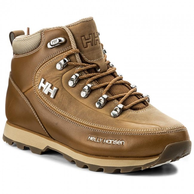 Trekker Boots HELLY HANSEN - W The Forester 105-16.731 Bone Brown ... da1bf798f6