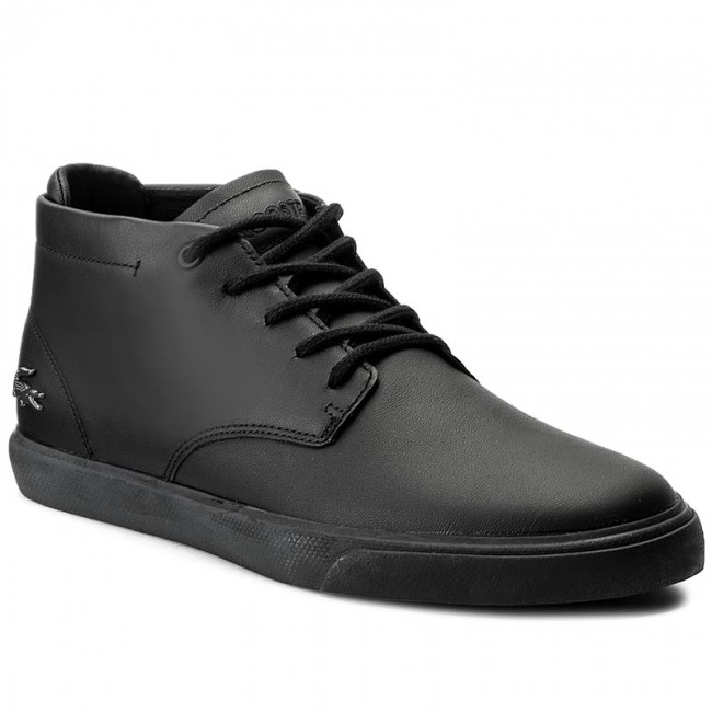 Boots LACOSTE - Espere Chukka 317 1 Cam 7-34CAM001302H Blk Blk ... 9c6c5a7646