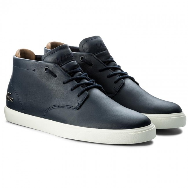 6528b6a44 Boots LACOSTE - Espere Chukka 317 1 Cam 7-34CAM0013003 Nvy - Boots ...