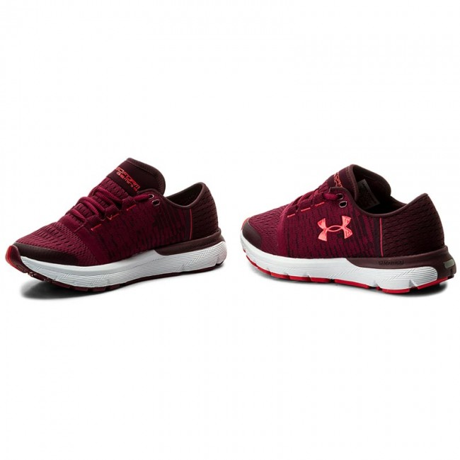 Schuhe UNDER ARMOUR - Ua W Speedform Gemini 3 Gr 1298662-500 Rnr/Wht/Mnr sXZQieB5