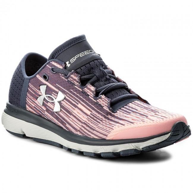 Shoes UNDER ARMOUR - Ua W Speedform Velociti Gr 1298675-600 Pis/Apg/