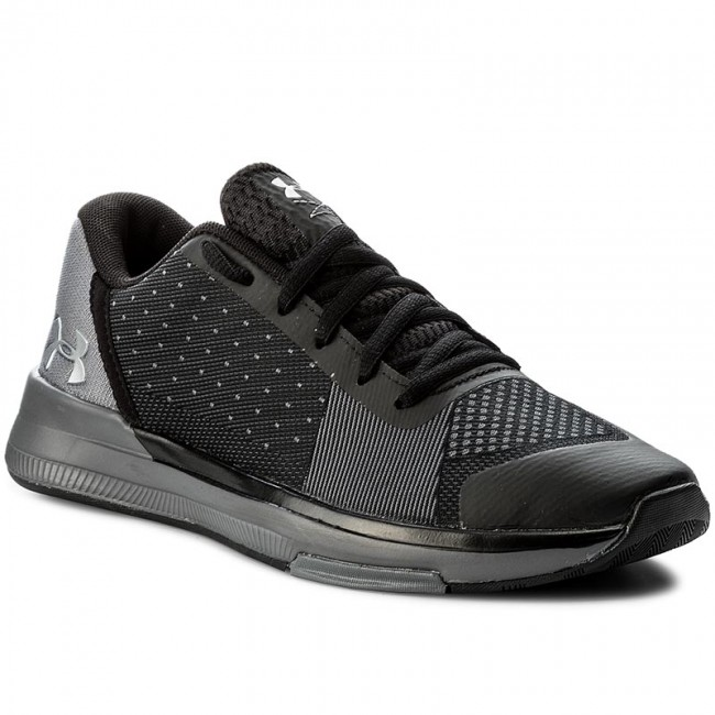 Schuhe UNDER ARMOUR - Ua W Showstopper 1296199-001 Blk/Gph/Msv