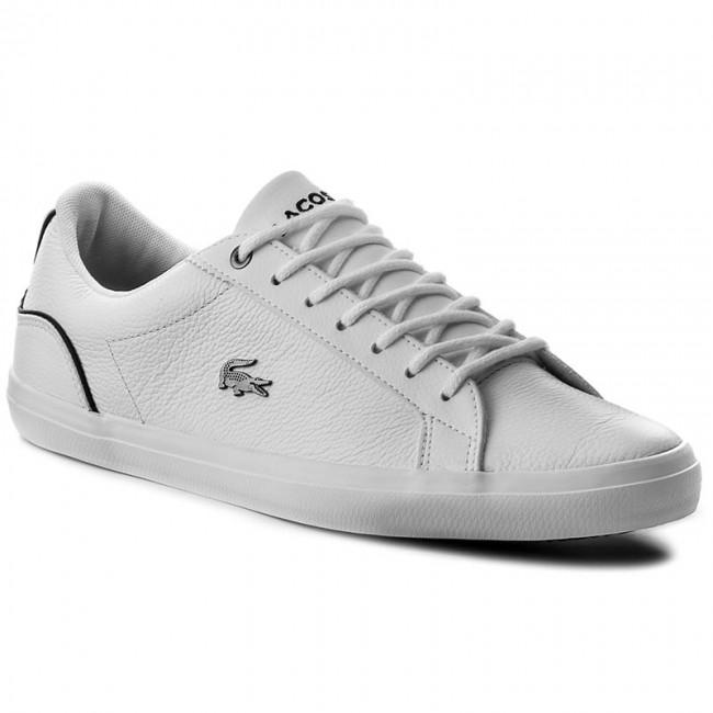 Sneakers LACOSTE - Lerond 317 4 Cam 7-34CAM0090147 Wht Blk ... 23892b1d02c