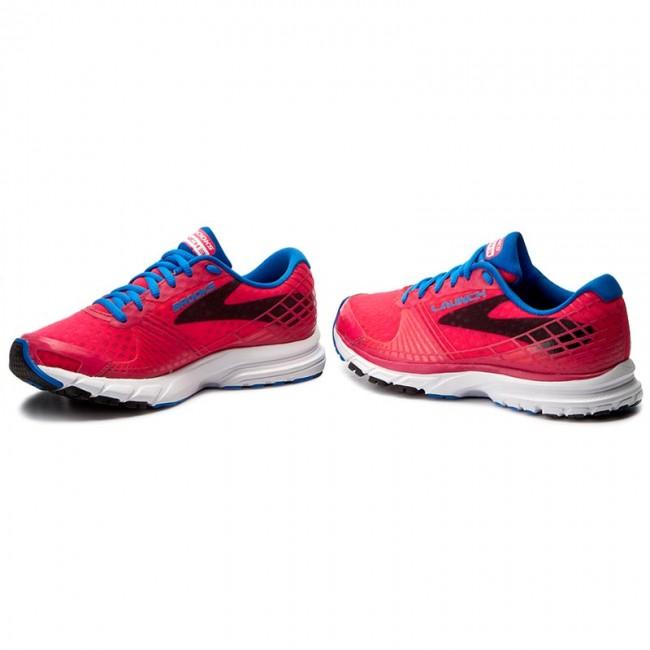 Schuhe BROOKS - Launch 3 120206 1B 655 Mylapink/Electricblue/Lemonade zpd6ZyhEX