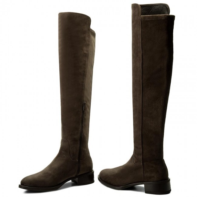 f5bb748af17 Over-Knee Boots UNISA - Elvis St Rhino - Musketeer - High boots and ...