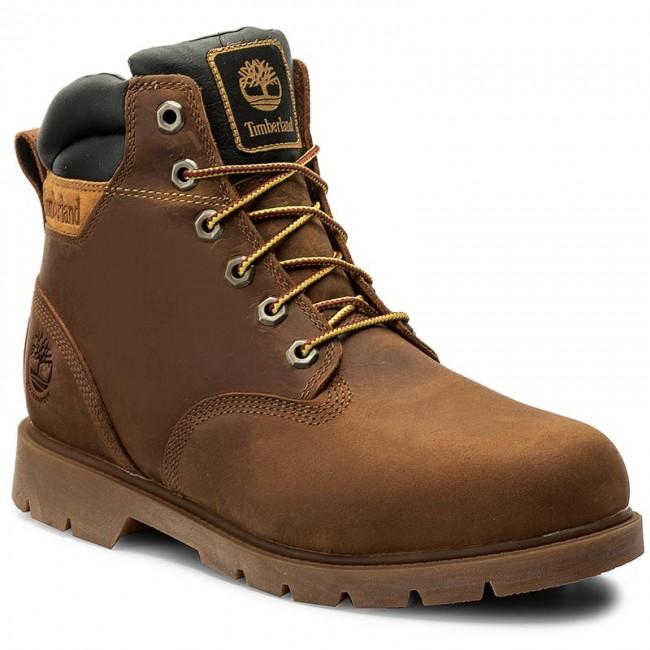 Hiking Boots TIMBERLAND - Leavitt Wp Lace Boot A1GU9 Brown - Trekker ... 5e1801272151