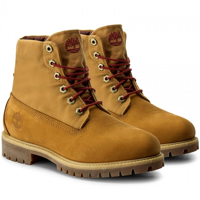 Hiking Boots TIMBERLAND Roll Top FF Af A1JRN Wheat