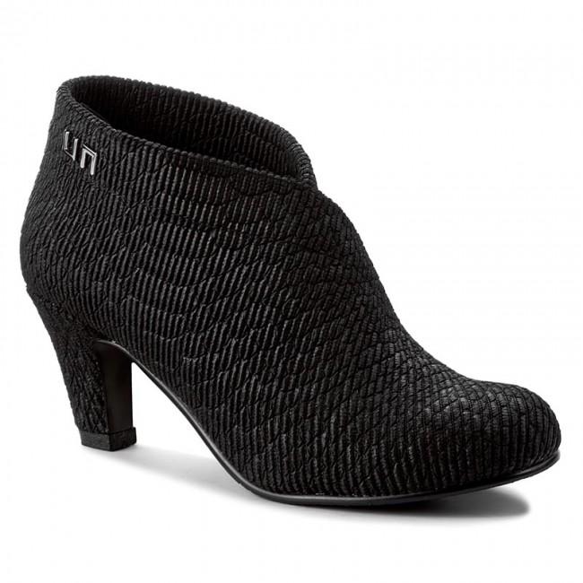 Boots UNITED NUDE - Fold Mid 1002701111 Black Python