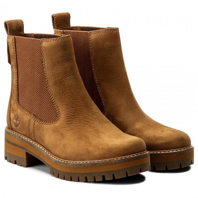 Ankle Boots TIMBERLAND Courmayeur Valley Ch A1J5JTB0A1J5J7151 Sundance
