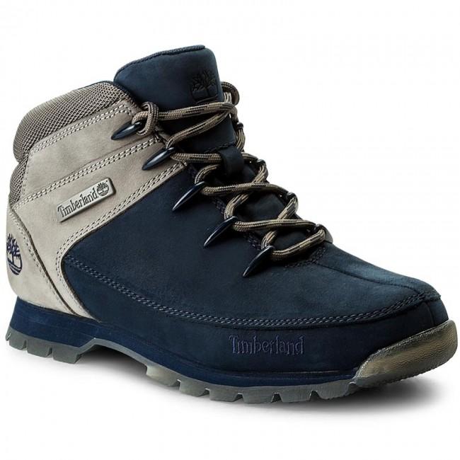 Hiking Boots TIMBERLAND - Euro Sprint Hiker A1KAY Navy Blue