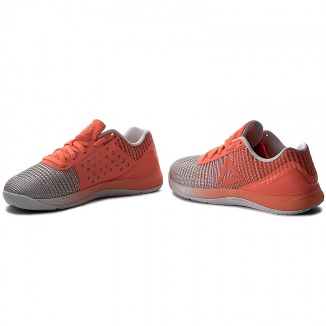Shoes Reebok - R Crossfit Nano 7 BS8353 Guava Punch White - Fitness ... 8d7f7d60d
