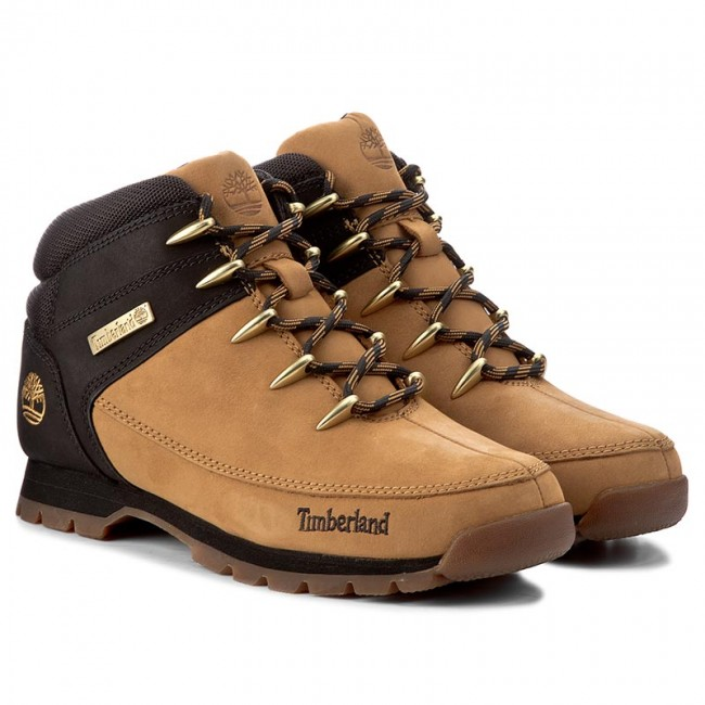 Hiking Boots TIMBERLAND - Euro Sprint Hiker A1NHJ Wheat - Trekker ... da7e3c10dd