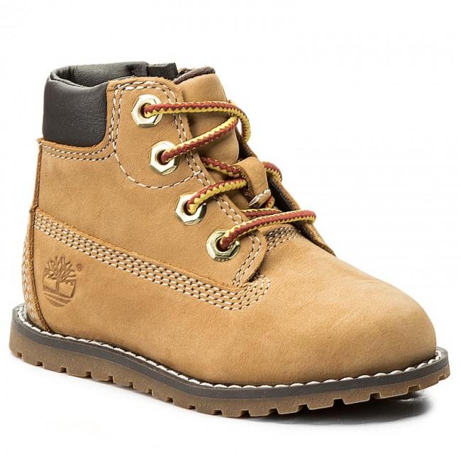 967fd889eeb1 Boots TIMBERLAND - Pokey Pine 6In Boot A125Q TB0A125Q2311 Wheat ...