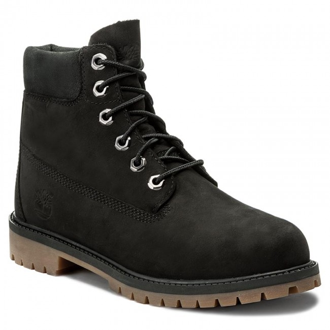 c919386644f6c Hiking Boots TIMBERLAND - 6 In Premium Wp Boot A14ZO Black - Trekker ...