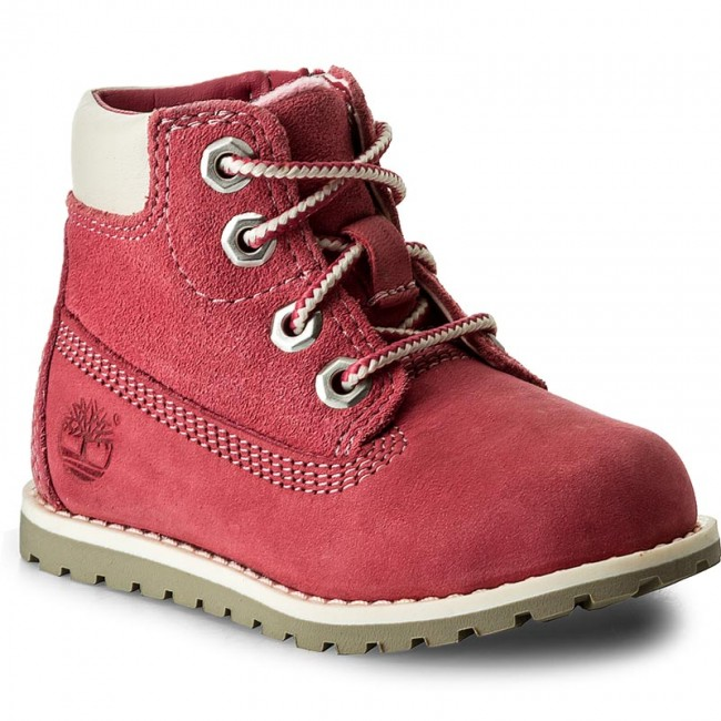 a87a376ae2c16 Boots TIMBERLAND - Pokey Pine 6In Boot 1950B/TB01950B6611 Pink ...