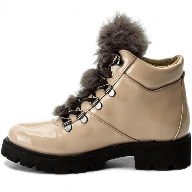 8d6f895442b Hiking Boots STEVE MADDEN - Asur Bootie 91000583-07040-11006 Nude - Trekker  boots - High boots and others - Women s shoes - www.efootwear.eu