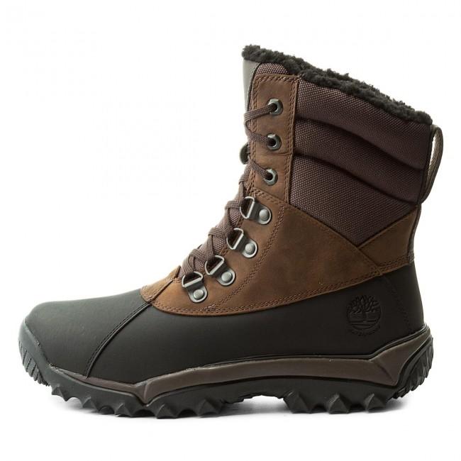 Snow Boots TIMBERLAND Rime Ridge V Wp TB0A1KG12141 Brown