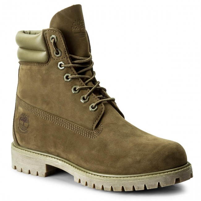 6 in Double Collar B, Mens Boots Timberland