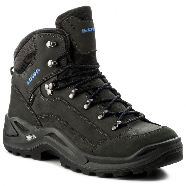 Trekker Boots LOWA - Renegade Gtx Mid GORE-TEX 310945 Anthracite ... 0005e35c809