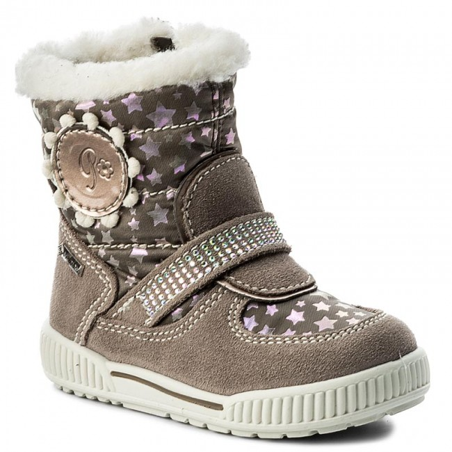 Snow Boots PRIMIGI - GORE-TEX 8555077 Talp - Trekker boots - High ... 4453be2cdc0