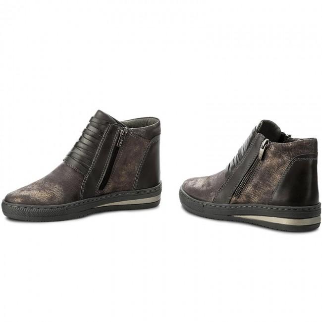Sneakers WALDI - 0606 Szary/Złoty gkWdRtEQZ