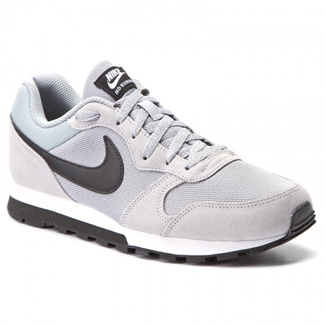 huge discount 3570f f931d Shoes NIKE - Md Runner 2 749794 001 Wolf Grey Black White