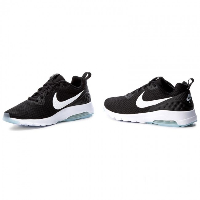 Shoes NIKE - Air Max Motion Lw 833260 010 Black White - Sneakers ... 6a334f589