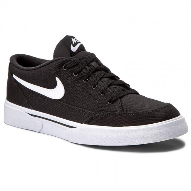 Shoes NIKE - Gts  16 Txt 840300 010 Black White - Casual - Low shoes ... f844c88999