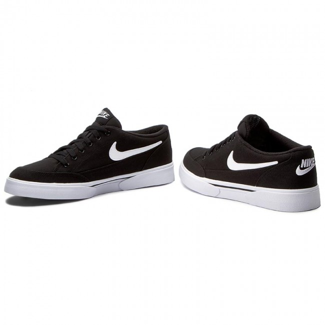 Shoes NIKE - Gts  16 Txt 840300 010 Black White - Casual - Low shoes ... 2e340df123