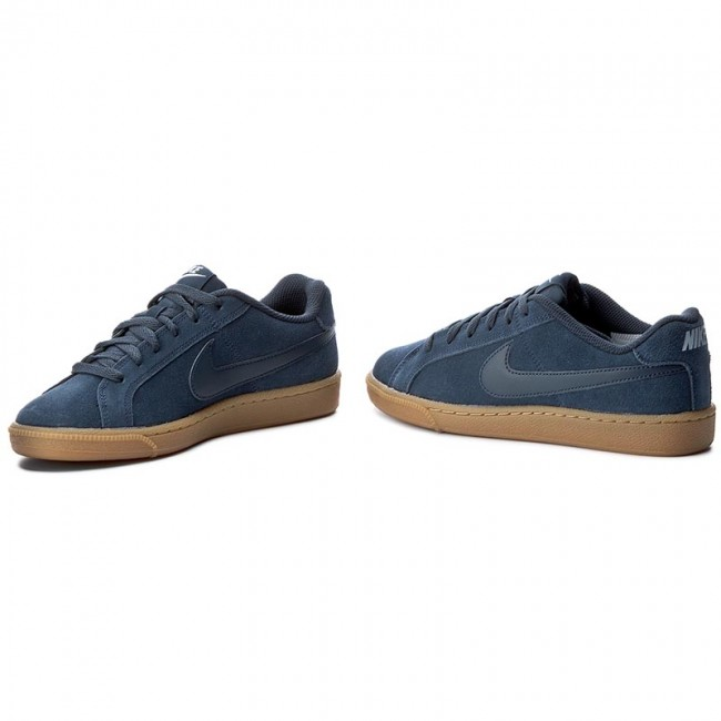 Mal humor Sinfonía Aceptado  Shoes NIKE - Wmns Nike Court Royale Suede 916795 400 Armory Navy - Sneakers  - Low shoes - Women's shoes | efootwear.eu