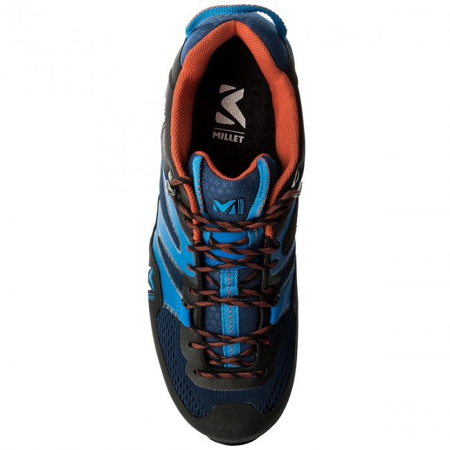 Trekker Boots MILLET - Trident MIG1361 Poseidon/Orange 8421 - Trekker boots  - Low shoes - Men\u0027s shoes - www.efootwear.eu