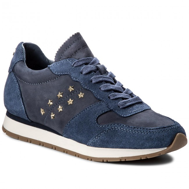 a24078aff838e Sneakers TOMMY HILFIGER - Izzy 2C FW0FW02595 Jeans 013 - Sneakers ...