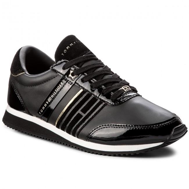 f302e33c34d24 Sneakersy TOMMY HILFIGER - Phoenix 8C1 FW0FW02602 Black 990 ...