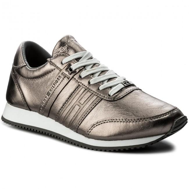 c1ac9bd1 Sneakers TOMMY HILFIGER - Phoenix 8C3 FW0FW02603 Dark Silver 000 ...