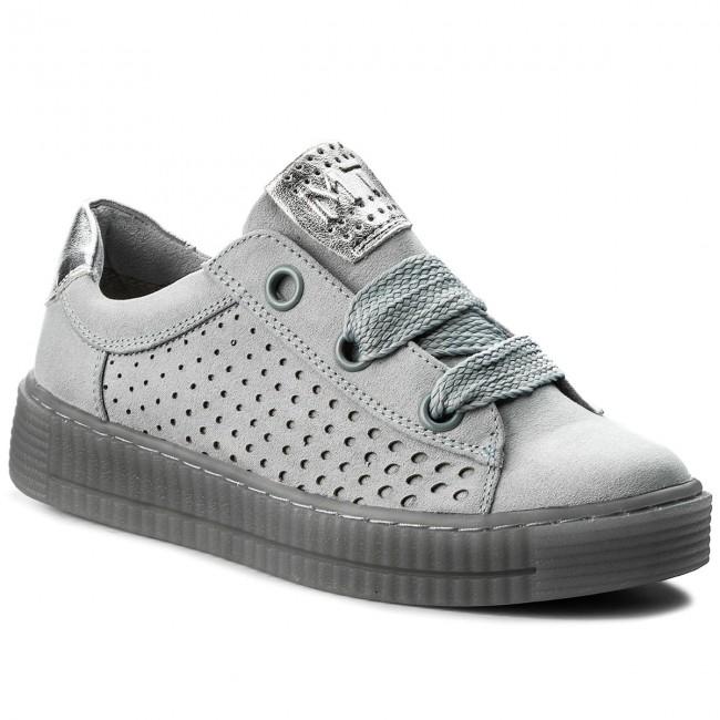 Zum Verkauf Offizieller Seite Zum Verkauf Finish Sneakers Guess - Patty Flatt1 Fab12 Silve Billige Sast 17e3m1