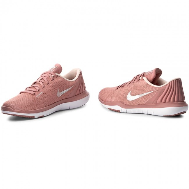 c71accac1522 Shoes NIKE - Wmns Flex Supreme Tr 5 Bionic 917709 600 Red Stardust Metallic  Silver