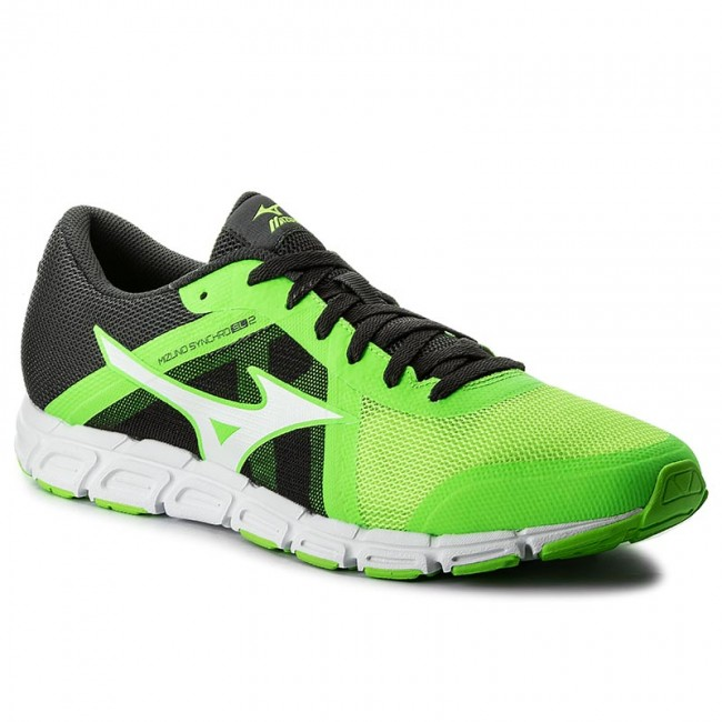 Shoes MIZUNO - Synchro Sl 2 J1GE172802 Green - Indoor - Running ... bcb854f0ce7