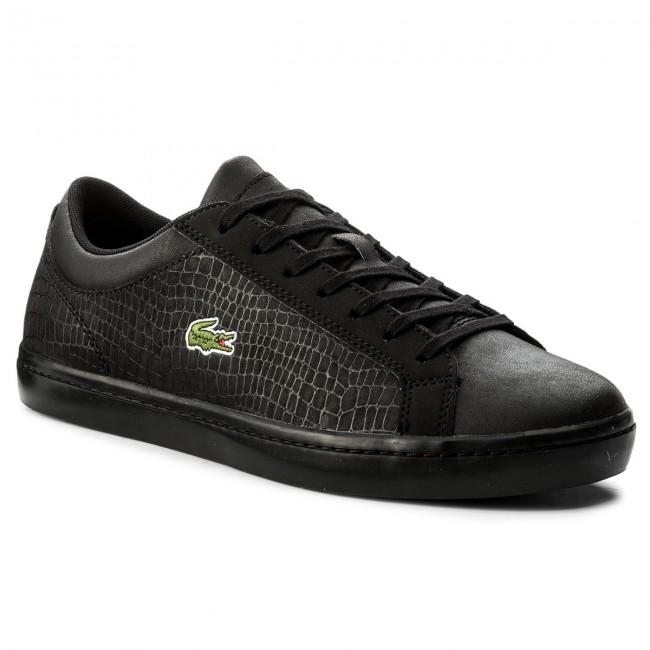 Sneakers LACOSTE - Straightset Sp 417 1 Cam 7-34CAM008502H Blk/Blk